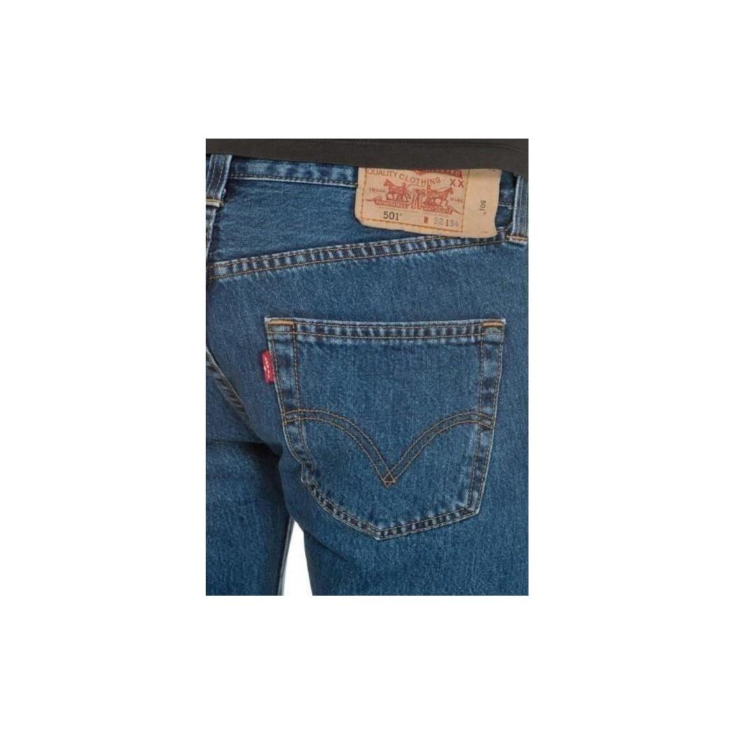 Quand portez-vous un jean Levis?